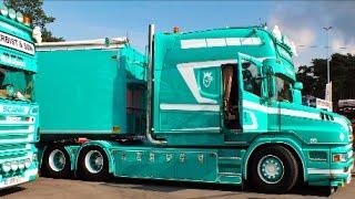 Scania T530 V8 Longline - C.VERBIST