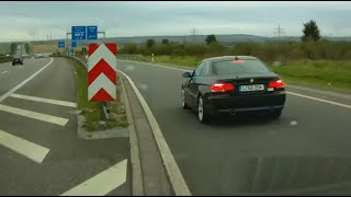 🔴 Autobahn War 2016 [Road Rage Germany]