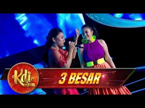 MANTAP BGT! Penampilan Eri Susan Feat Evi Masamba [GERIMIS MELANDA HATI] - Final 3 Besar KDI (17/9)