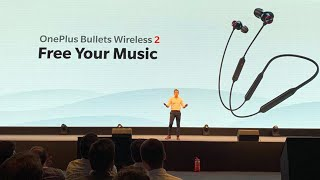 OnePlus Bullets Wireless 2 launched with warp charger