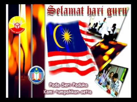 Lagu Guru Malaysia (versi Original With Minus Miming) video