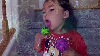 kid takes lollipops tantrum crybaby Learn colors Finger Family kid song