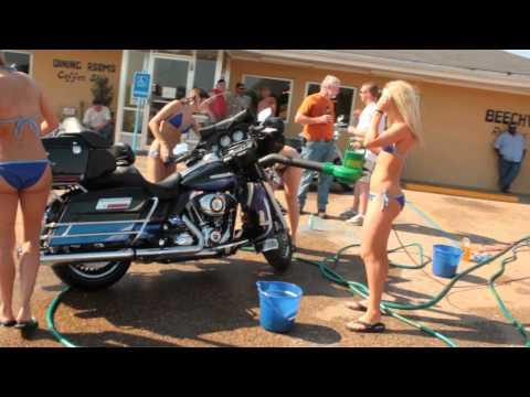 Miller Lite Bikini Bike Wash- 2011 Vicksburg, MS