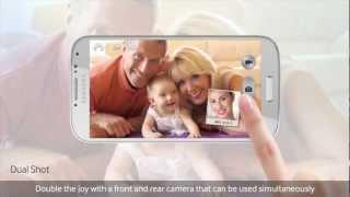 Samsung Galaxy S4: Promo
