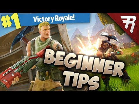 Fortnite Battle Royale Tips and Tricks (Gameplay)