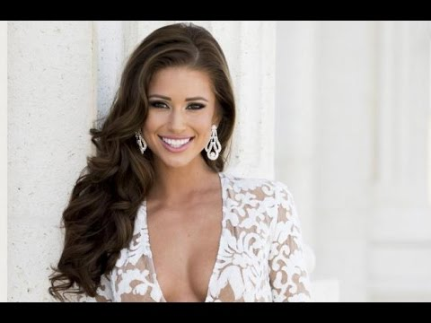 Nia Sanchez - Miss USA 2014 - PageantLive On Location at Miss Universe with Stayc Sharrow Simpson