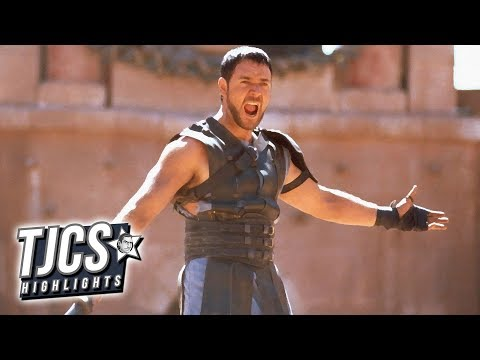 Gladiator Sequel In The Works By Ridley Scott