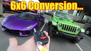 Buying a $62,000 Jeep Wrangler Rubicon JL?