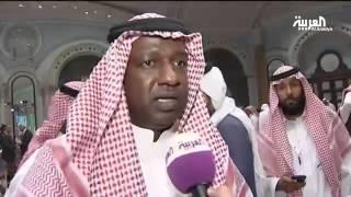 تكريم اللاعب السعودي ماجد العبدالله من غينيس