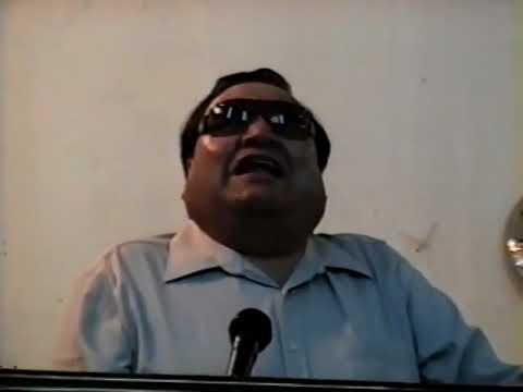 Tema Experiencia orador Fausto Soto Alcohólicos Anónimos