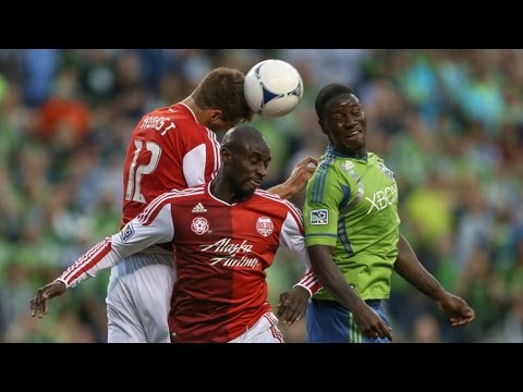 HIGHLIGHTS: Seattle Sounders vs Portland Timbers, October 7, 2012