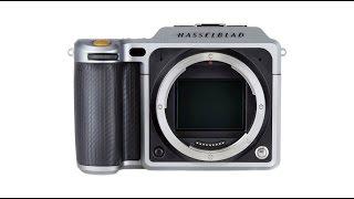 Hasselblad X1D Medium Format