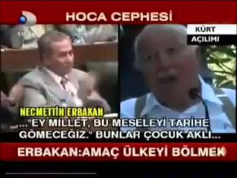 Erbakan, Kürt açılımında da haklı çıktı !