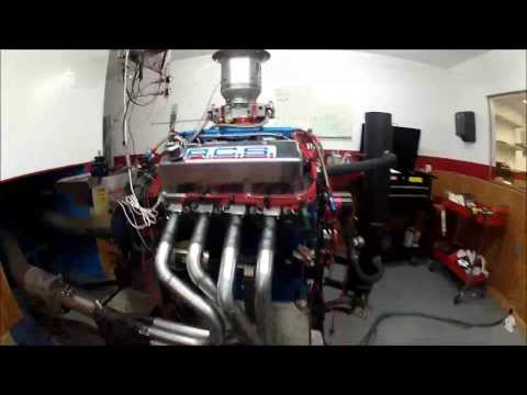 RCS 432 CHI Ford Cleveland 2013 Engine Masters Dyno tuning session
