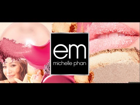 {Review/First Impression} Em Michelle Phan Makeup Chiaroscuro Highlight/Contour and Blush/Bronzer