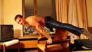 Best Calisthenics Hotel Room Exercises