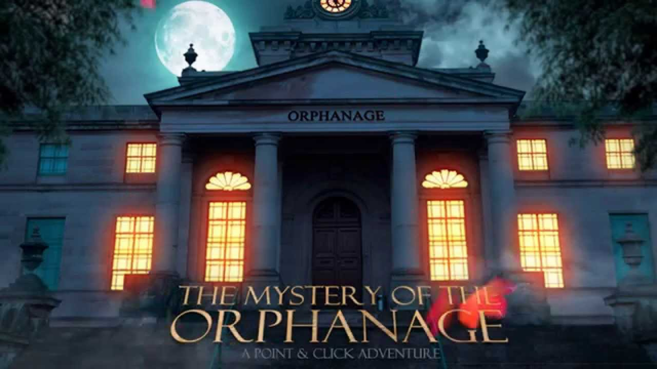 The Mystery of the Orphanage (Teaser) - Magic Frame Studios 2015-10-27 09:05