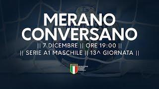 Serie A1M [13^]: Merano - Conversano 24-30