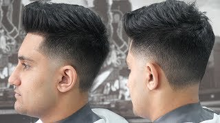 HOW TO DO A TAPER FOR BEGINNERS || TAPER HAIRCUT TUTORIAL MADE EASY