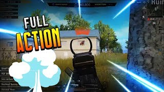 Insane Movements + Reflex = Chicken Dinner 100% | PUBG Mobile Highlights