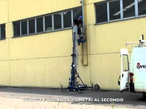 Svelt - Piattaforma Aerea PID