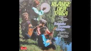 Balalaika Ensemble Wolga Katjuscha