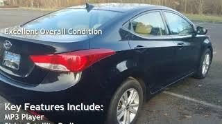 2013 Hyundai Elantra GLS for sale in SALEM, OR