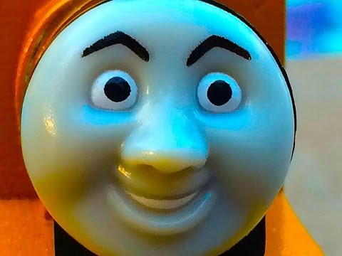 Thomas & Friends STEPNEY Wooden Railway Toy Train Review By Mattel Fisher Price