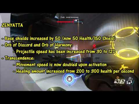 """OVERWATCH   """"Rapid Discord"""" & """"Game Over"""" To Be Made Easier By Future Patch! (Now Released) #1"""