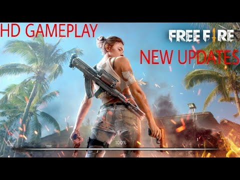 Garena Free Fire New Update Game Play HD Graphics
