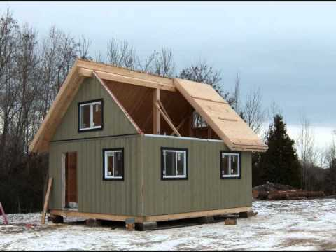 Bunkie 16x20 Joy Studio Design Gallery Best