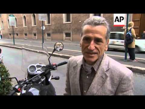 Rome residents ponder Berlusconi's future following tax fraud conviction