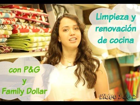 Comprando mis productos favoritos P&G en Family Dollar (Sorteo)