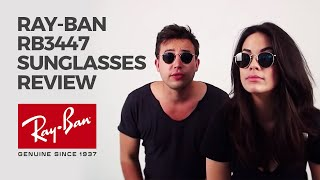 Ray-Ban RB3447 Sunglasses review - SmartBuyGlasses