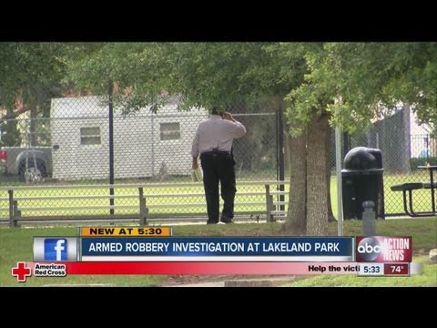 Teen arrested in shooting outside Lakeland park designed to keep kids out of trouble