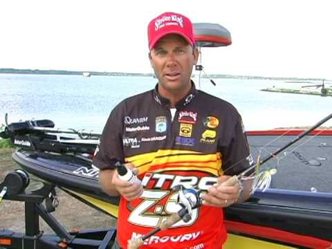Kevin VanDam Loves Line & Lure