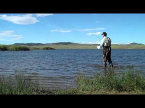 LBTV 2010! Fishing Out West Video