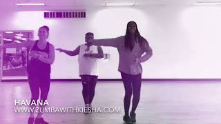 "Download Lagu ""Havana"" by Camila Cabello (ft. Young Thug) - Kiesha Dance Fitness Gratis STAFABAND"