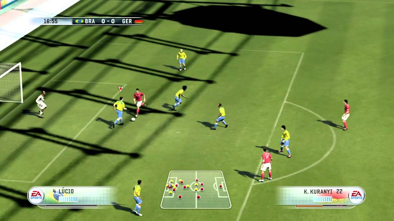 Fifa 06 update v1 1 working px777