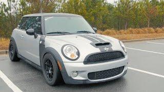 Turbo Mini Cooper S Review! - Mini Smiles Per Gallon