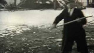 1939-1940  B&W Home Movies Protivin Iowa ( Part 1 )