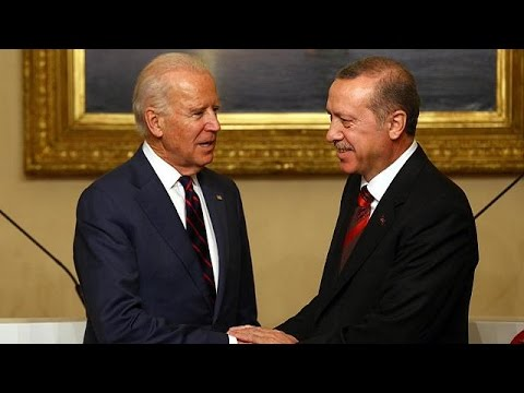 ABD Başkan Yardımcısı Joe Biden Türkiye'de