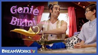 Genie In A Bikini | Official Trailer | Nickelodeon