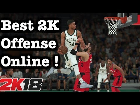 NBA 2K18 Freelance Offense Tutorial How to play 2K18 Offense Online Tips. 2K18 Money Plays.