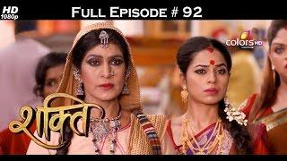 Shakti - 29th September 2016 - शक्ति - Full Episode (HD)