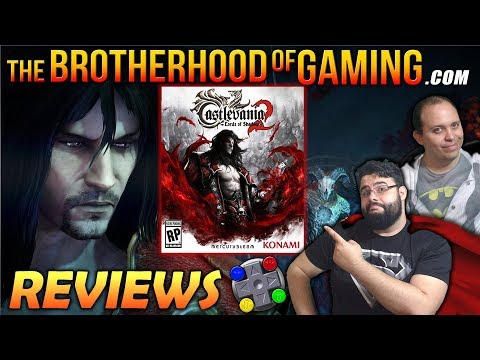 Castlevania Lords of Shadow 2 - GAME REVIEW