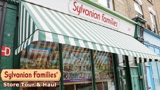 Sylvanian Families Store in London - Tour & Haul Calico Critters