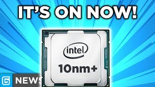 Intel's Tiger Lake Is INCREDIBLE, 10000X CPU OFFICIAL!
