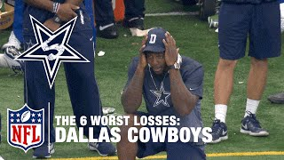 Ranking the Dallas Cowboys' 6 Worst Losses of 2015 | NFL Now
