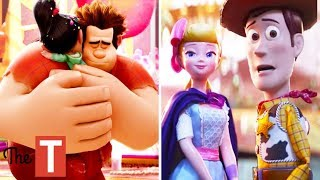 Toy Story 4 And Wreck-It Ralph Are The Same Movie